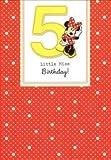 5th Birthday, Birthday Greetings Card