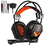 SADES SA921 Stereo Gaming Headset, le...