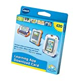 VTech Learning App Download Card - 20 Pounds