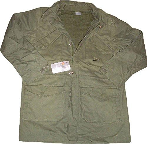 Nike Giacca con cappuccio Parka giacca con cappuccio military olive 145596-321Taglia Small