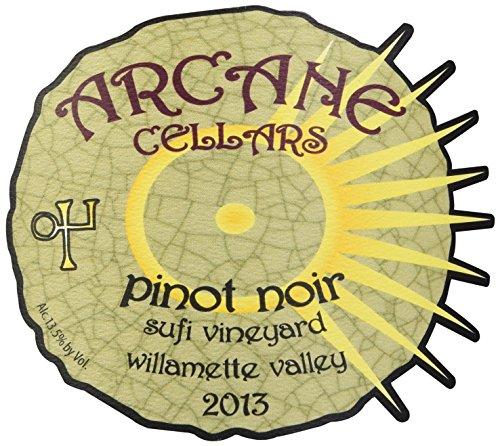"2013 Arcane Cellars Pinot Noir Reserve ""Sufi"" , Willamette Valley, 750 Ml"