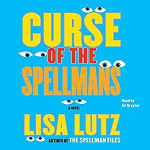 Curse of the Spellmans Audiobook