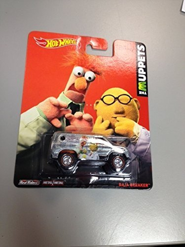 Hot wheels the muppets baja breaker