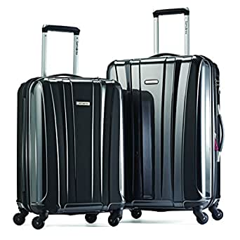 Samsonite Bora Lightweight Two-Piece Hardside Spinner Set
