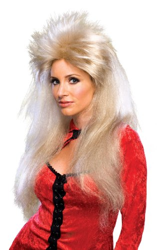 Rubie's Costume Deluxe Blond Sorceress Wig