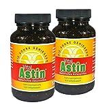 Astaxanthin - VitalAstin mit natürlichem Astaxanthin , 600 Kapseln - 4 mg Astaxanthin - versandkostenfrei aus Deutschland