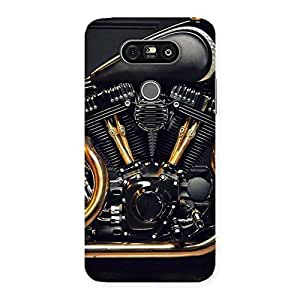 Impressive Awesome Cruise Engine Back Case Cover for LG G5
