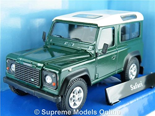 land-rover-defender-car-model-swb90-1-43rd-dark-green-colour-example-t3412z