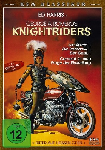 Knightriders - Ritter auf heissen Öfen (KSM Klassiker) (Uncut)