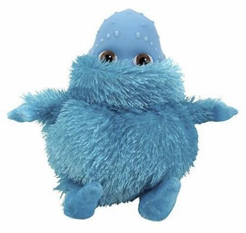 "6"" Boobah Zumbah Bean Bag Plush Toy - 1"