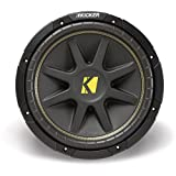 51mazx1%2BdTL. SL160  Kicker 10C128 Comp 12 Inch Subwoofer 8 ohm  Reviews