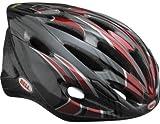 Bell Solar Helmet - Red Stripe Blast, Universal