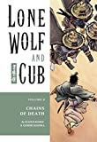 Lone Wolf and Cub 8: Chains of Death (1569715092) by Kazuo Koike