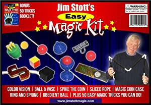 Jim Stott's Easy Magic Kit