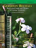 The Young Pianist s Library, Bk 14B: Gershwin Recital Pieces