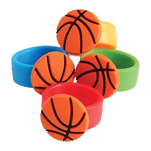 Basketball Rubber Rings
