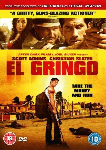 El Gringo [DVD] by Scott Adkins