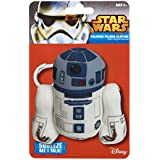 Star Wars 4 inch Talking R2-D2 Plush with Plastic Clip