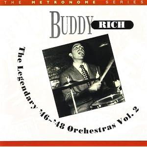 Buddy Rich -  Legendary Buddy Rich, The