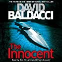 The Innocent: Will Robie, Book 1 (       UNABRIDGED) by David Baldacci Narrated by Ron McLarty, Orlagh Cassidy