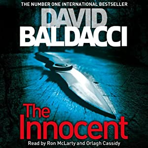 The Innocent: Will Robie, Book 1 Audiobook