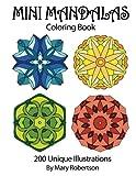 img - for Mini Mandalas Coloring Book: 200 Unique Illustrations book / textbook / text book