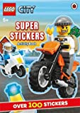 Lego City Super Stickers Activity Book