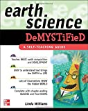 Earth Science Demystified (0071434992) by Williams, Linda