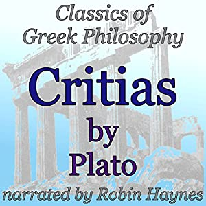 Critias Audiobook