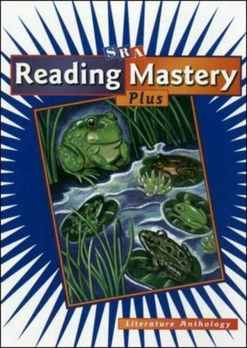 Reading Mastery Grade 3: Literature Anthology (Learning Through Literature)