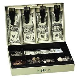 PM Steel Cash Box, 11-1/2\