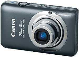 Canon PowerShot ELPH 100 HS 12.1 MP CMOS Digital Camera with 4X Optical Zoom (Grey) (OLD MODEL)