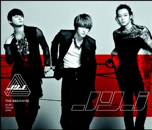 JYJ first Album- The Beginning(韓国盤) [限定盤]