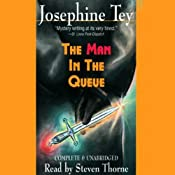 The Man in the Queue | [Josephine Tey]