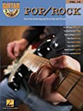 GUITAR PLAY-ALONG VOLUME 12 POP/ROCK GUITAR BOOK/CD