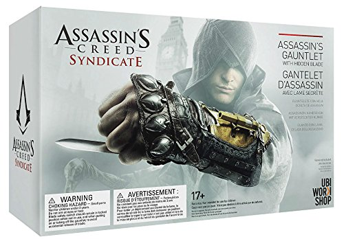 Assassin's Creed Syndicate Assassin's Gauntlet with Hidden Blade (Blade Gloves compare prices)