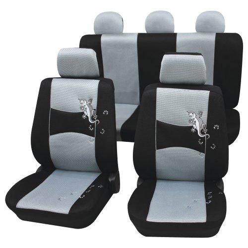 Cartrend 60223 Sitzbezug Komplett-Set