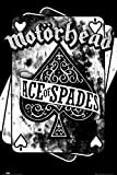 GB eye 61 x 91.5 cm Motorhead Ace of Spades Maxi Poster, Assorted