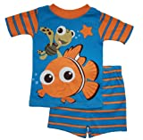 Disney Finding Nemo Toddler 12M-5T Cotton Pajama Set (24 Months)