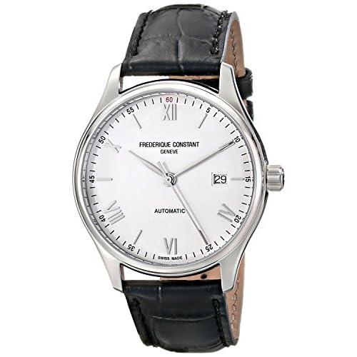 [フレデリックコンスタント]Frederique Constant 腕時計 Index Analog Display Swiss Automatic Black Watch FC303SN5B6 メンズ [並行輸入品]