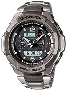 Casio Men's G-Shock Watch G1250D-1A