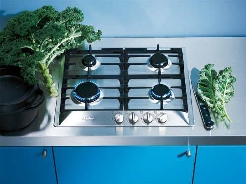 Miele : KM360LP 24 Sealed Burner Gas Cooktop