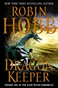 Dragon Keeper by Robin Hobb cover image