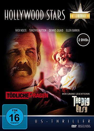 Hollywood Stars Thriller Collection (The Big Easy+Tödliche Fragen) [2 DVDs]