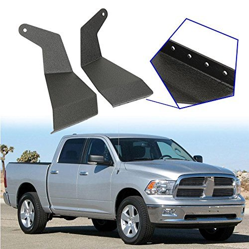 Auxmart 52 Inch Upper Windshield Mounting Brackets Straight Light Bar for 2009-2014 Dodge Ram 1500 2010-2014 Dodge Ram 2500/3500 (Brackets Straight compare prices)