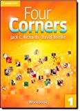 Jack C. Richards Four Corners Level 1 Full Contact with Self-study CD-ROM: Four Corners Level 1 Workbook