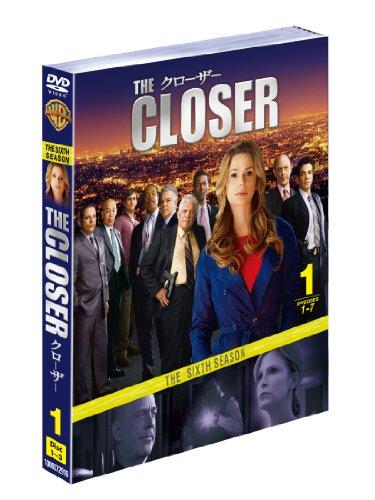 クローザー <シックス・シーズン> セット1 (3枚組) [DVD]