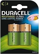 Comprar Duracell HR14 - Pack de 2 pilas recargables (NiMH, 1.2 V)