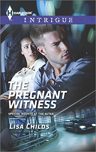 Lisa Childs - The Pregnant Witness (Special Agents at the Altar)