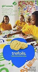 Trefoil Shortbread Cookies